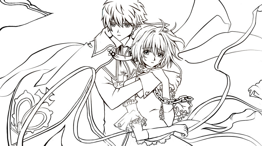 magna coloring pages - photo#17