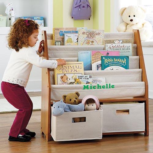 Półka Na Książki W Pokoju Dziecka Fd