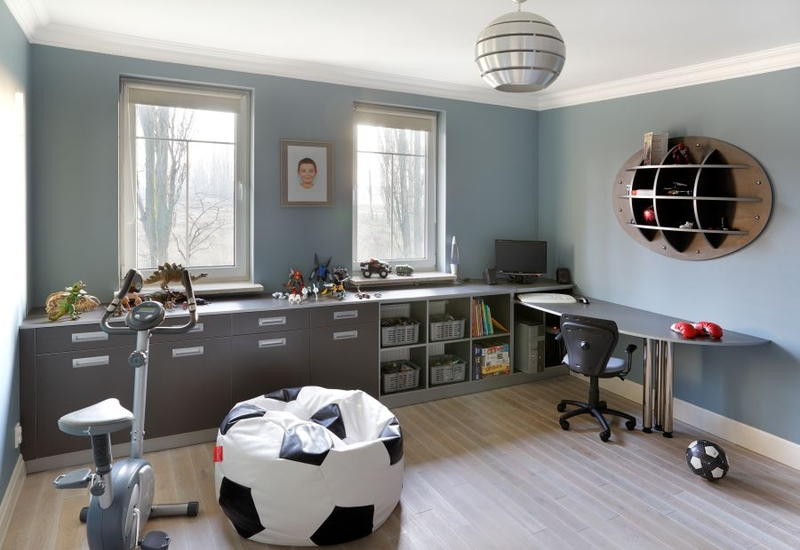 pokoj dla chlopca 19 fd. Black Bedroom Furniture Sets. Home Design Ideas