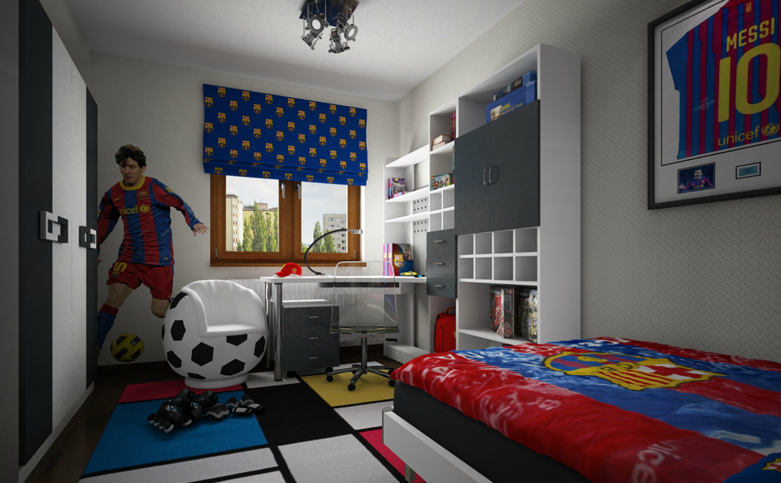 pokoj dla chlopca fiorentino 37 fd. Black Bedroom Furniture Sets. Home Design Ideas