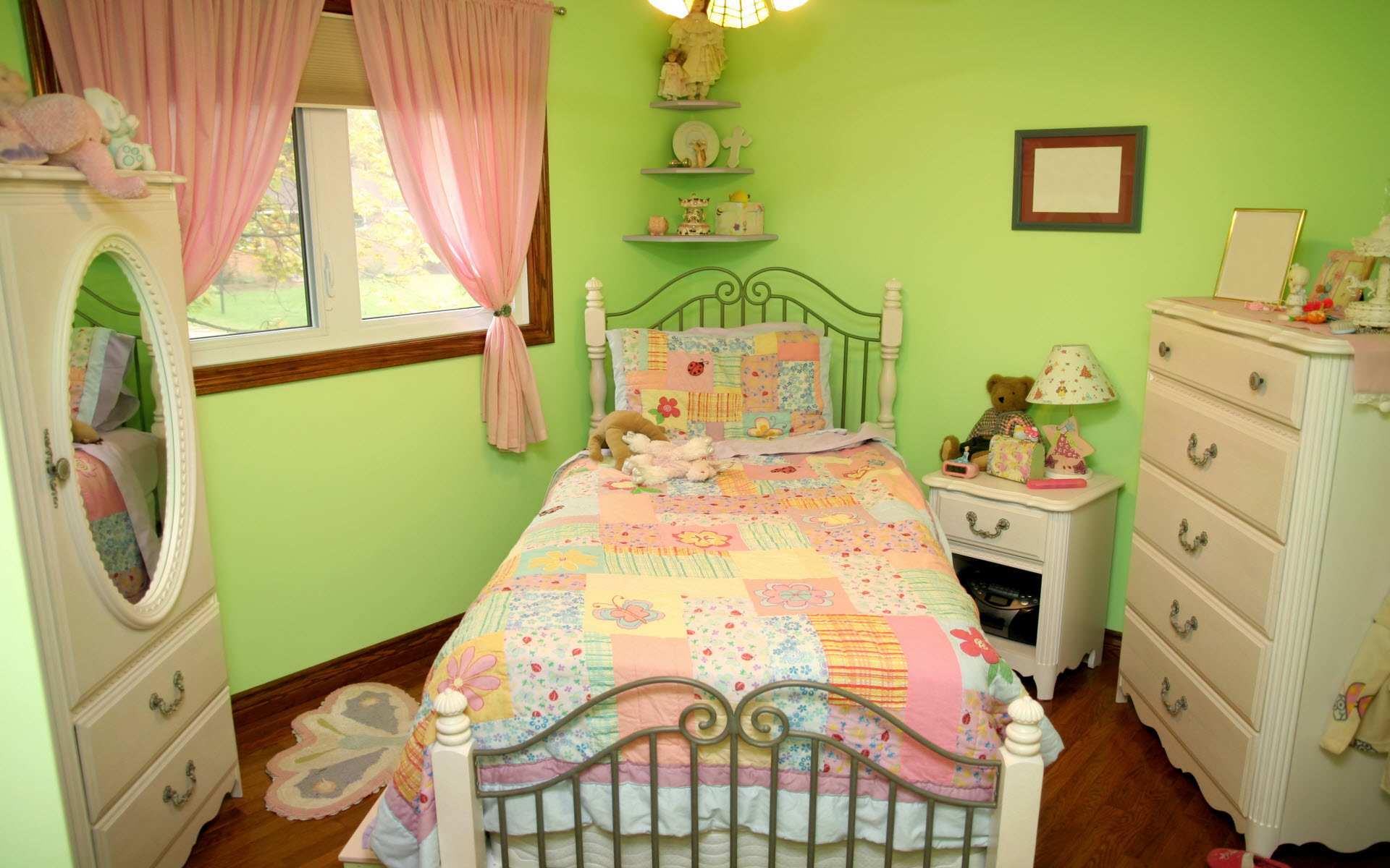 Pokoj dla dziewczyn 10 fd - Girls room pic ...