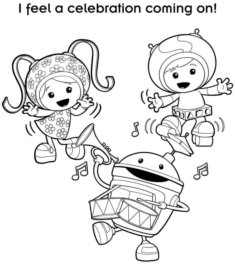 Free Coloring Pages Of Little Charmers Nick Junior Coloring Pages