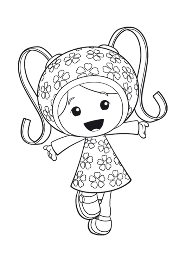reese omi zoomi coloring pages - photo#9