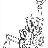 bob the builder excavator