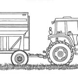 tractor-koloring-pages