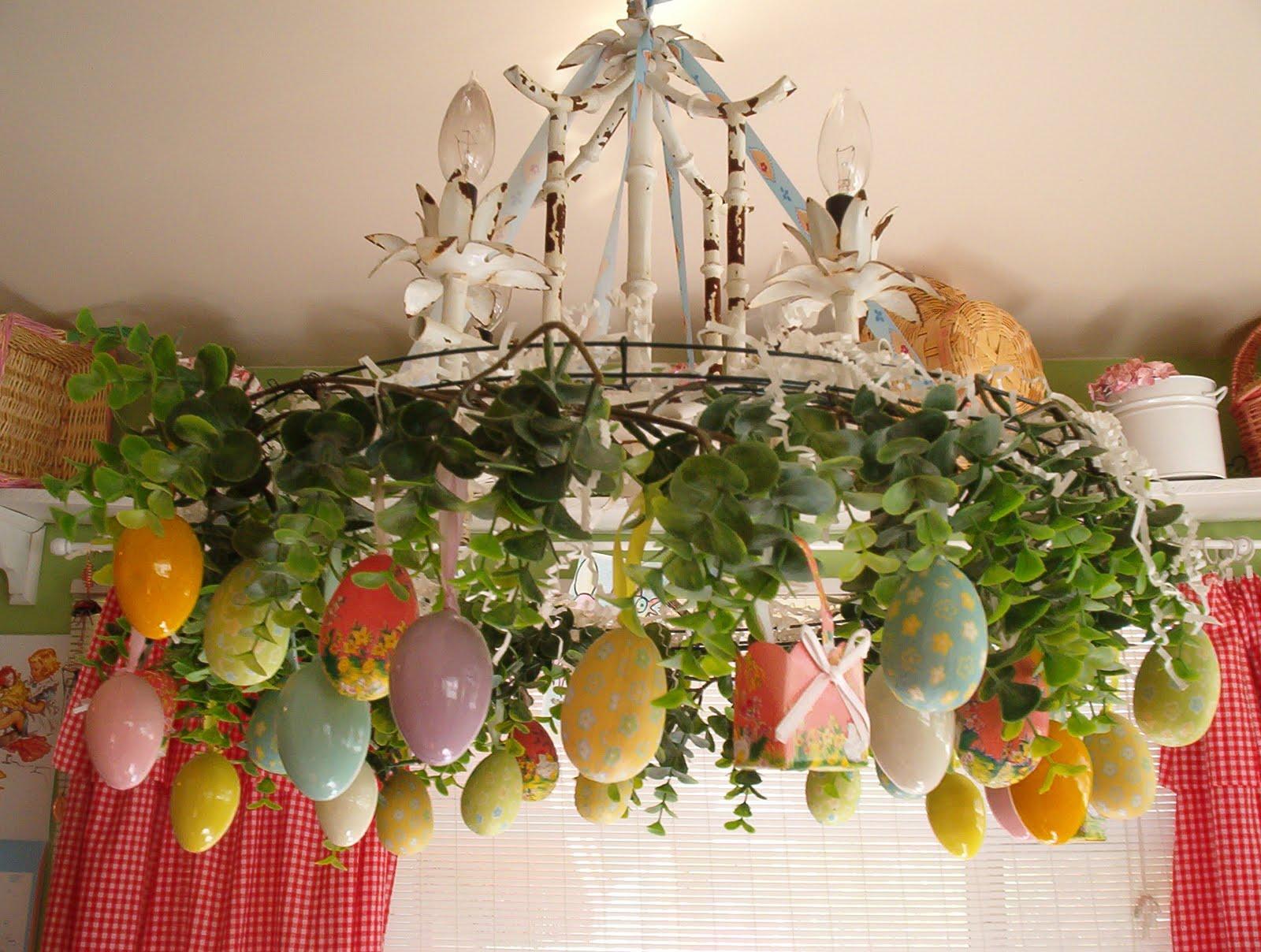 dekoracje wielkanocne fd