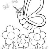 Motyl do wydrukowania
