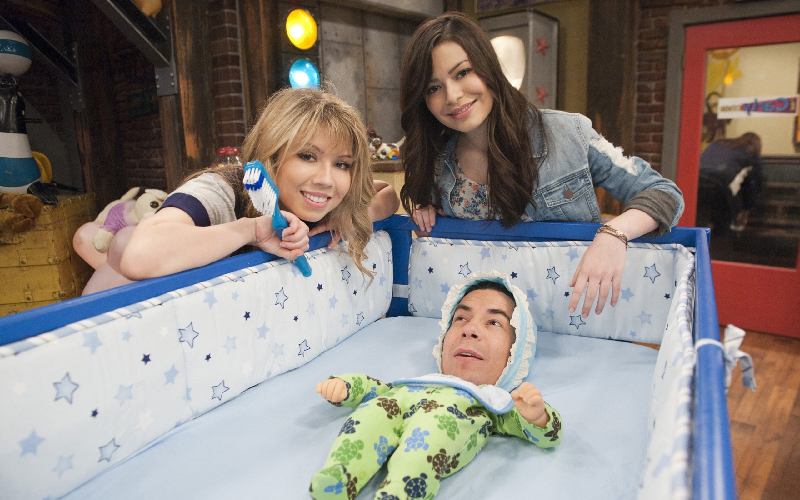 Icarly Tapety Na Pulpit Fd