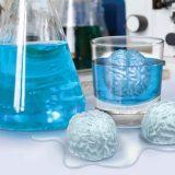 kostki lodu jak mózg