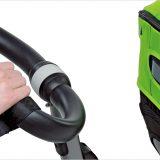 wózek z napedem elektrycznym