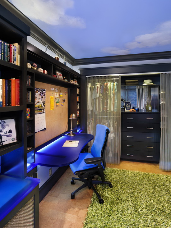 Pok j dla ch opaka inspiracje fd for Cool bedroom ideas for 10 year olds