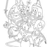 adventure-times-coloring-pages