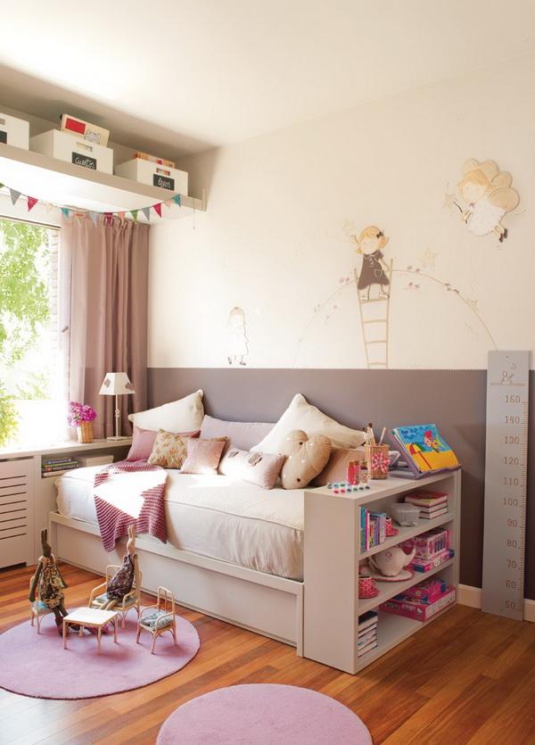 Pokój dla dziewczynki - FD