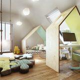 Oryginalny pokój dla dziecka