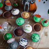 California Prune Halloween Cupcakes
