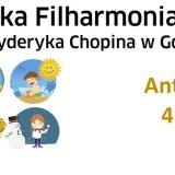 ANTONIO VIVALDI CZTERY PORY ROKU  – koncert dla dzieci