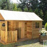 Ogrodowe domki do zabawy dla dzieci