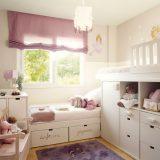 Pastelowy pokój dziecka