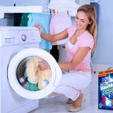 Skuteczne pranie i usuwanie plam
