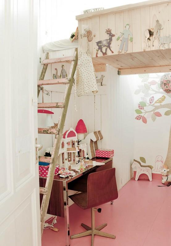 Pokój dla dziewczynek - galeria - FD