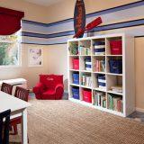 Nowoczesny pokój dla dzieci