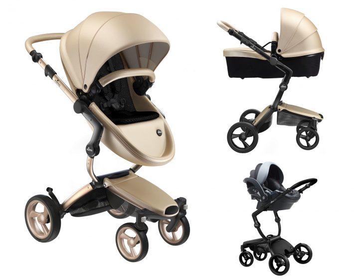 wózek dla noworodka