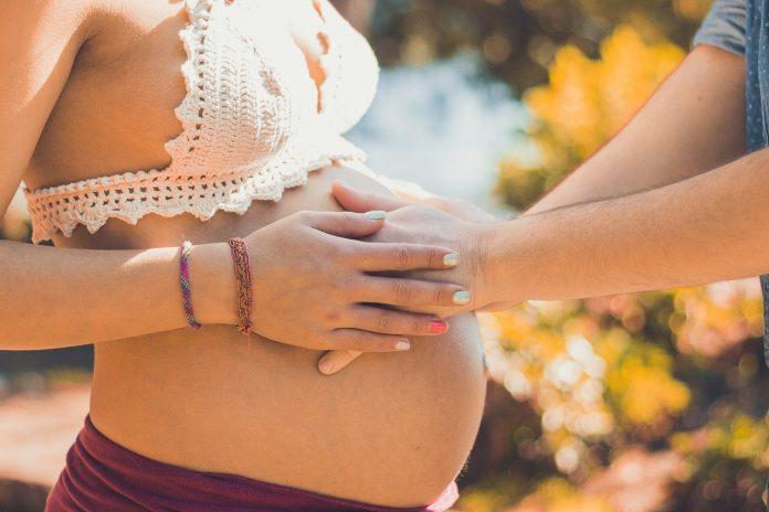strefa ciąży