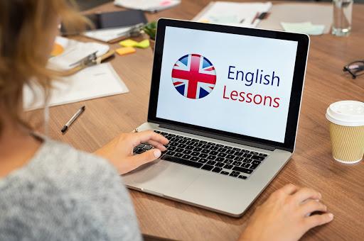 szkoła językowa, lekcja języka angielskiego
