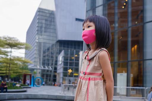 maska dla najmłodszych