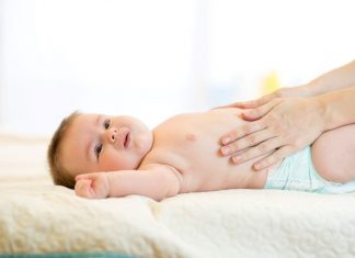 kolka u niemowląt